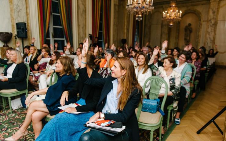 Teresa Esteban dans le classement des femmes au sommet de la présence française en Espagne